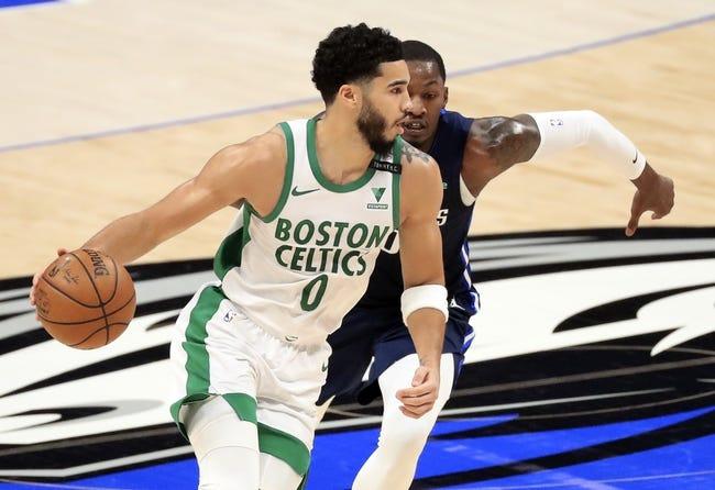Washington Wizards at Boston Celtics - 2/28/21 NBA Picks and Prediction