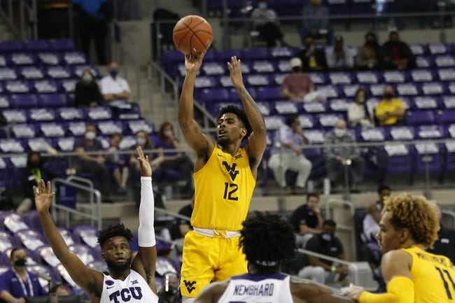 TCU at West Virginia: 3/4/21 College Basketball Picks and Predictions