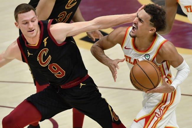 Cleveland Cavaliers at Atlanta Hawks - 3/14/21 NBA Picks and Prediction