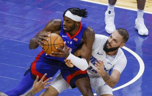 Sacramento Kings at Detroit Pistons - 2/26/21 NBA Picks and Prediction