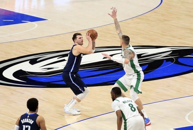 Boston Celtics vs Dallas Mavericks NBA Picks, Odds, Predictions 3/31/21