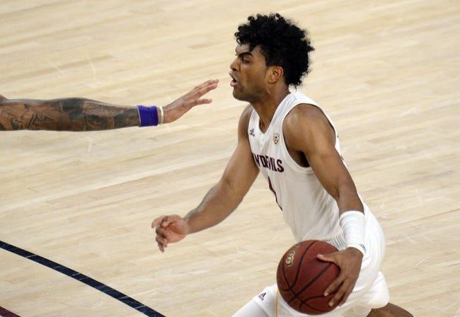 Washington at Arizona State: 2/25/21 College Basketball Picks and Predictions