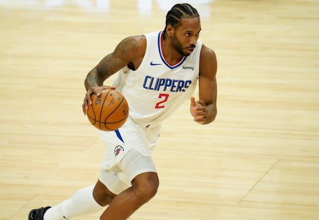 Los Angeles Clippers at Milwaukee Bucks - 2/28/21 NBA Picks and Prediction
