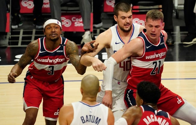 Washington Wizards vs Los Angeles Clippers NBA Picks, Odds, Predictions 3/4/21