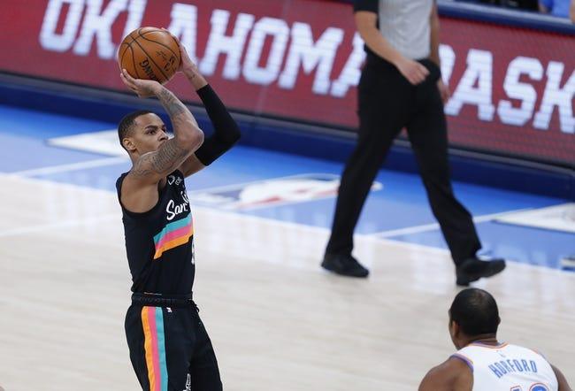 Brooklyn Nets at San Antonio Spurs - 3/1/21 NBA Picks and Prediction