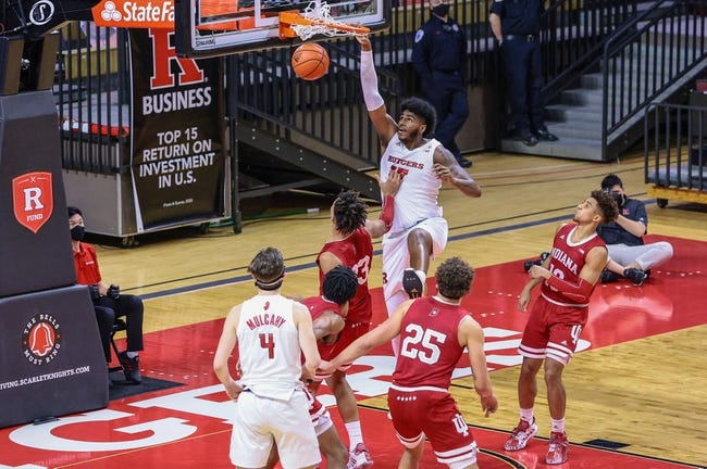 Indiana at Rutgers: 3/11/21 College Basketball Picks and Predictions