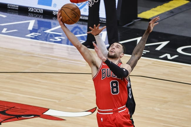Chicago Bulls at New Orleans Pelicans - 3/3/21 NBA Picks and Prediction