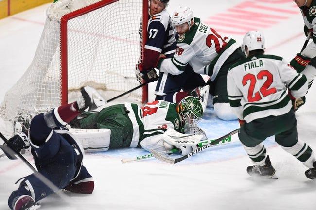 Colorado Avalanche vs Minnesota Wild NHL Picks, Odds, Predictions 3/18/21