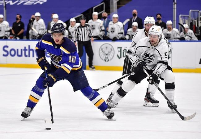 Los Angeles Kings vs St. Louis Blues NHL Picks, Odds, Predictions 3/5/21