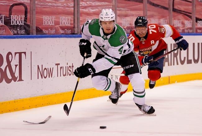 Dallas Stars vs Florida Panthers NHL Picks, Odds, Predictions 3/27/21