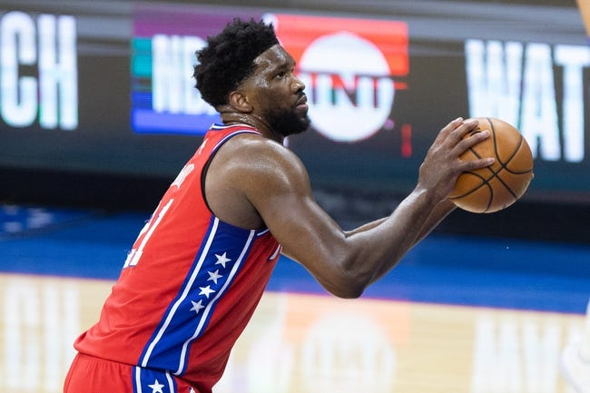 Cleveland Cavaliers at Philadelphia 76ers - 2/27/21 NBA Picks and Prediction