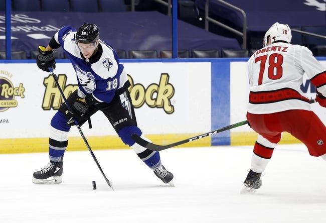 Tampa Bay Lightning vs Dallas Stars NHL Picks, Odds, Predictions 2/27/21