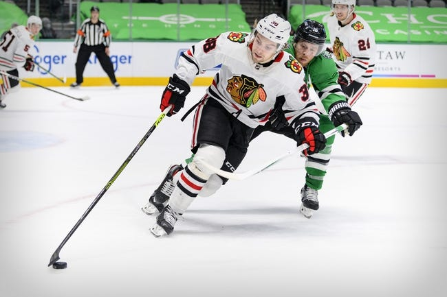 Dallas Stars vs Chicago Blackhawks NHL Picks, Odds, Predictions 3/9/21