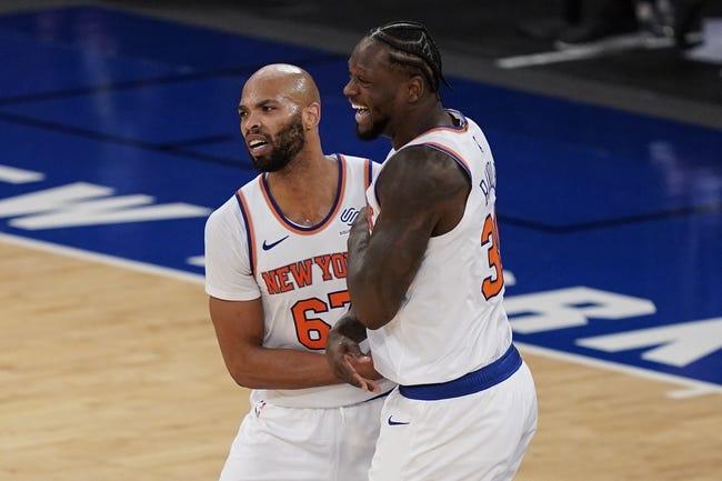 Indiana Pacers at New York Knicks - 2/27/21 NBA Picks and Prediction