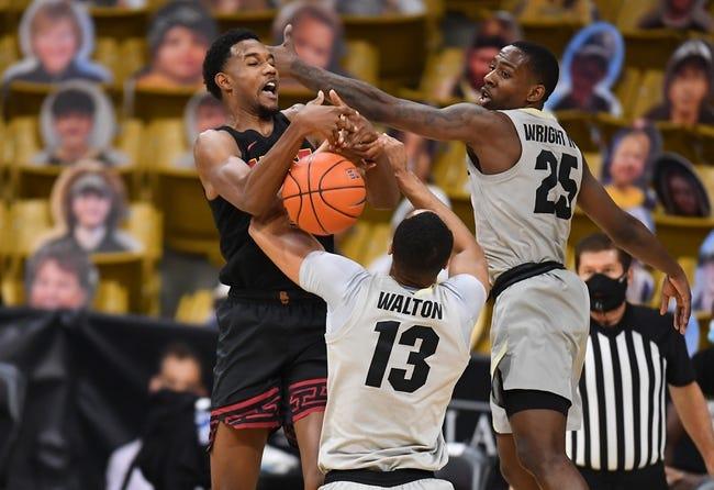 Colorado at USC - 3/12/21 College Basketball Picks and Prediction