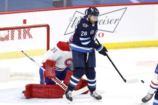 Winnipeg Jets vs Montreal Canadiens NHL Picks, Odds, Predictions 2/27/21