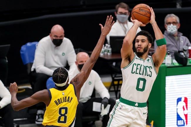 Toronto Raptors at Boston Celtics - 3/4/21 NBA Picks and Prediction