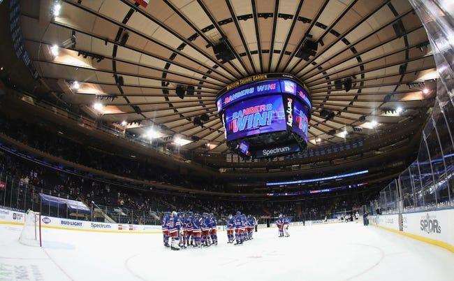 New York Rangers vs Boston Bruins NHL Picks, Odds, Predictions 2/28/21