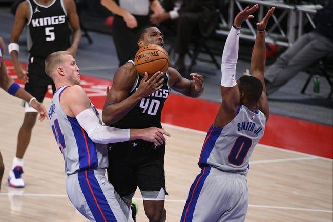 Detroit Pistons at Sacramento Kings - 4/8/21 NBA Picks and Prediction