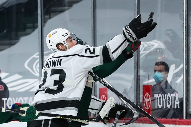 Minnesota Wild vs Los Angeles Kings NHL Picks, Odds, Predictions 2/27/21