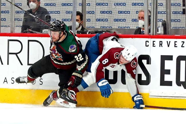 Arizona Coyotes vs Colorado Avalanche NHL Picks, Odds, Predictions 2/27/21