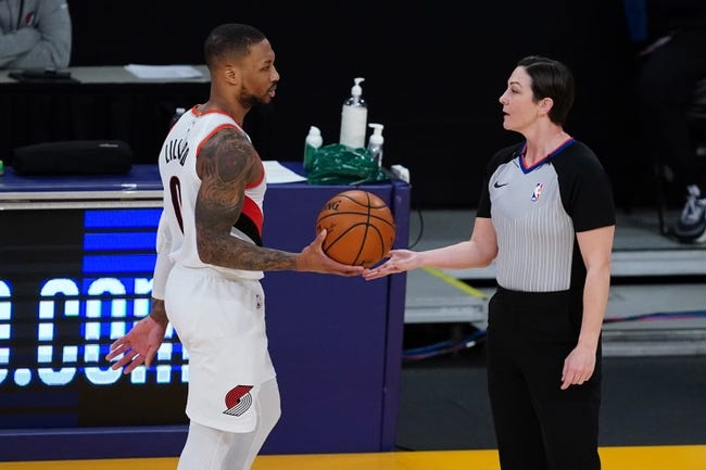 Portland Trail Blazers vs Charlotte Hornets NBA Picks, Odds, Predictions 3/1/21