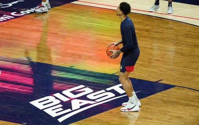 UConn vs DePaul College Basketball Picks, Odds, Predictions 3/11/21