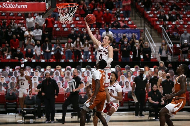 TCU at Texas Tech: 3/2/21 College Basketball Picks and Prediction