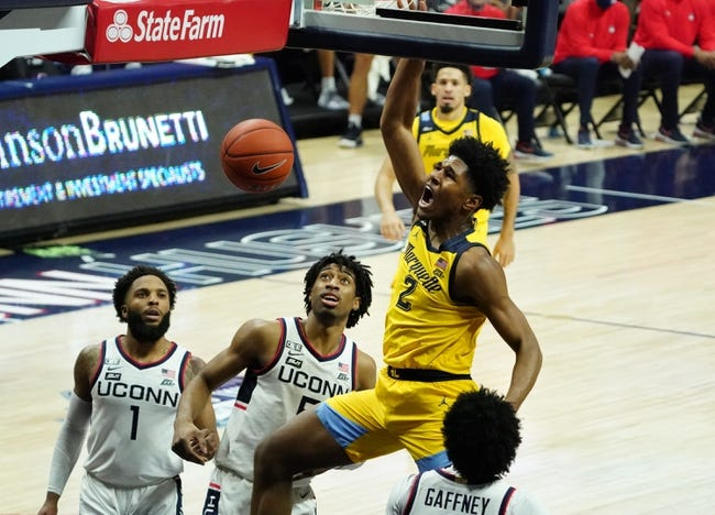 Marquette at DePaul 3/2/21 College Basketball Picks and Predictions