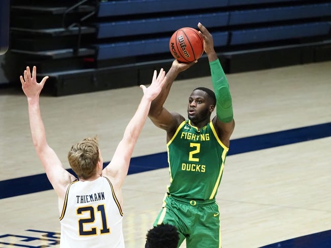 Arizona at Oregon - 3/1/21 College Basketball Picks and Prediction
