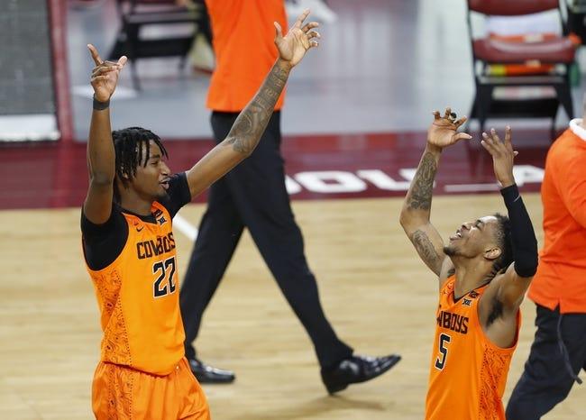 Oklahoma State vs Oklahoma College Basketball Picks, Odds, Predictions 3/1/21