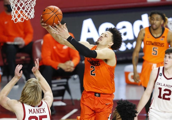 Oklahoma at Oklahoma State: 3/1/21 College Basketball Picks and Prediction
