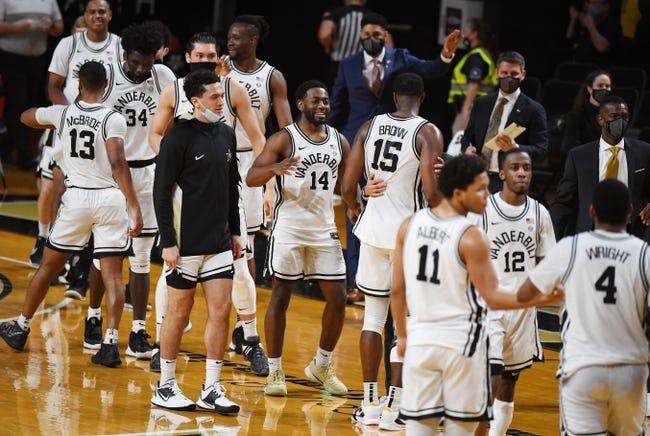 Vanderbilt at Mississippi: 3/6/21 College Basketball Picks and Predictions