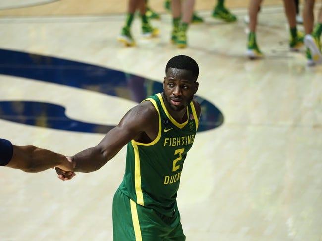 Oregon vs Arizona College Basketball Picks, Odds, Predictions 3/1/21
