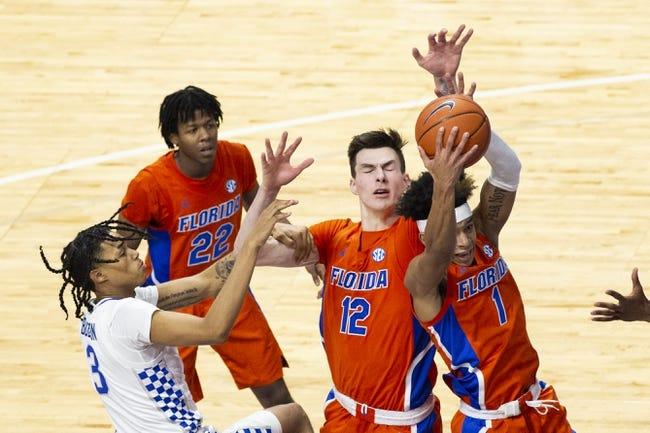Virginia Tech at Florida - 3/19/21 NCAA Tournament College Basketball Picks and Prediction