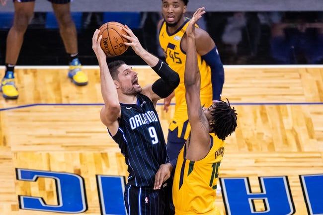 Orlando Magic at Utah Jazz - 4/3/21 NBA Picks and Prediction