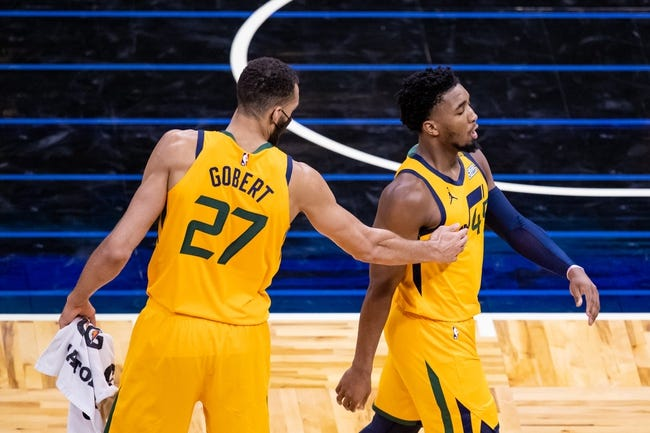 Utah Jazz at New Orleans Pelicans - 3/1/21 NBA Picks and Prediction