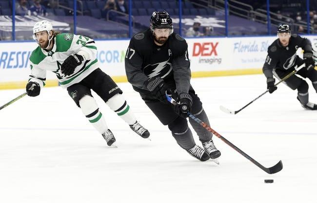 Dallas Stars vs Tampa Bay Lightning NHL Picks, Odds, Predictions 3/2/21