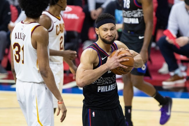 Cleveland Cavaliers vs Philadelphia 76ers NBA Picks, Odds, Predictions 4/1/21