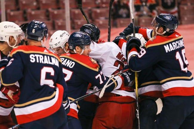 Florida Panthers vs Carolina Hurricanes NHL Picks, Odds, Predictions 3/1/21