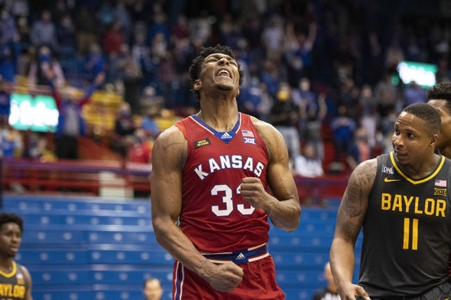 UTEP at Kansas: 3/4/21 College Basketball Picks and Predictions