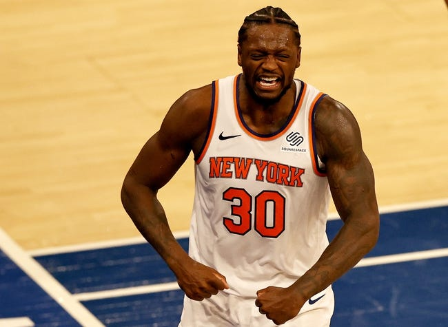 New York Knicks at Detroit Pistons - 2/28/21 NBA Picks and Prediction