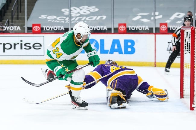 Los Angeles Kings vs Minnesota Wild NHL Picks, Odds, Predictions 4/23/21