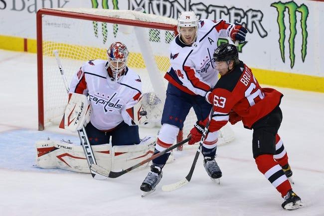 Washington Capitals vs New Jersey Devils NHL Picks, Odds, Predictions 3/9/21