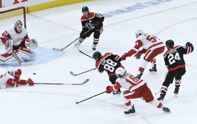 Detroit Red Wings vs Chicago Blackhawks NHL Picks, Odds, Predictions 4/15/21