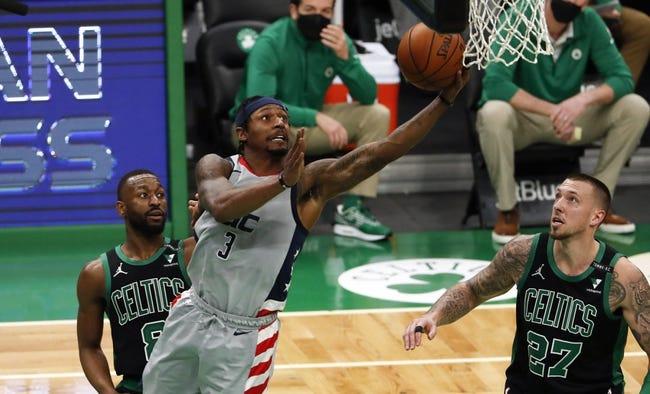 Washington Wizards at Boston Celtics - 5/18/21 NBA Picks and Prediction