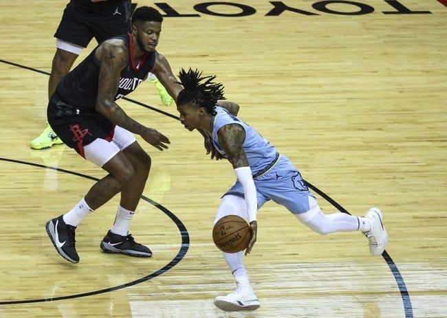 Houston Rockets vs Memphis Grizzlies NBA Picks, Odds, Predictions 3/29/21