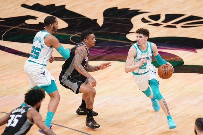 Charlotte Hornets at Minnesota Timberwolves - 3/3/21 NBA Picks and Prediction