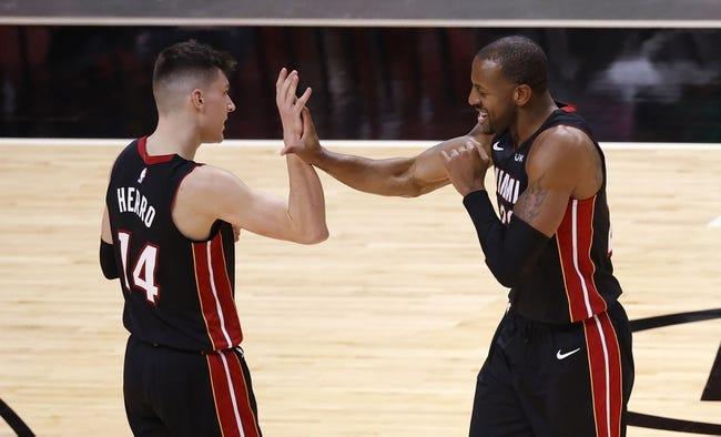 Atlanta Hawks at Miami Heat - 3/2/21 NBA Picks and Prediction