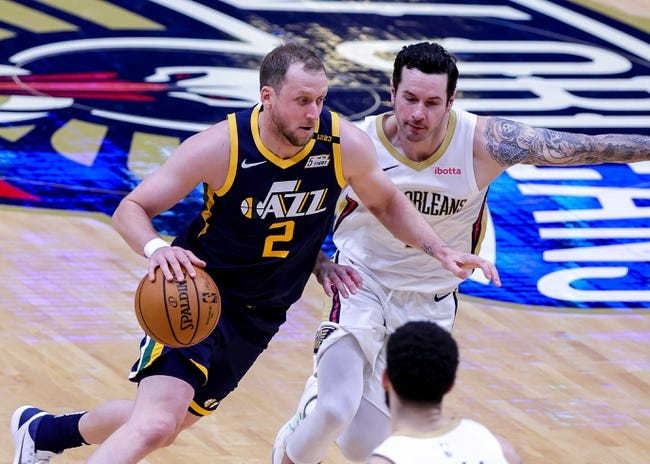 Utah Jazz at Philadelphia 76ers - 3/3/21 NBA Picks and Prediction